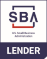 SBA Lender - U.S. Small Business Administration Logo